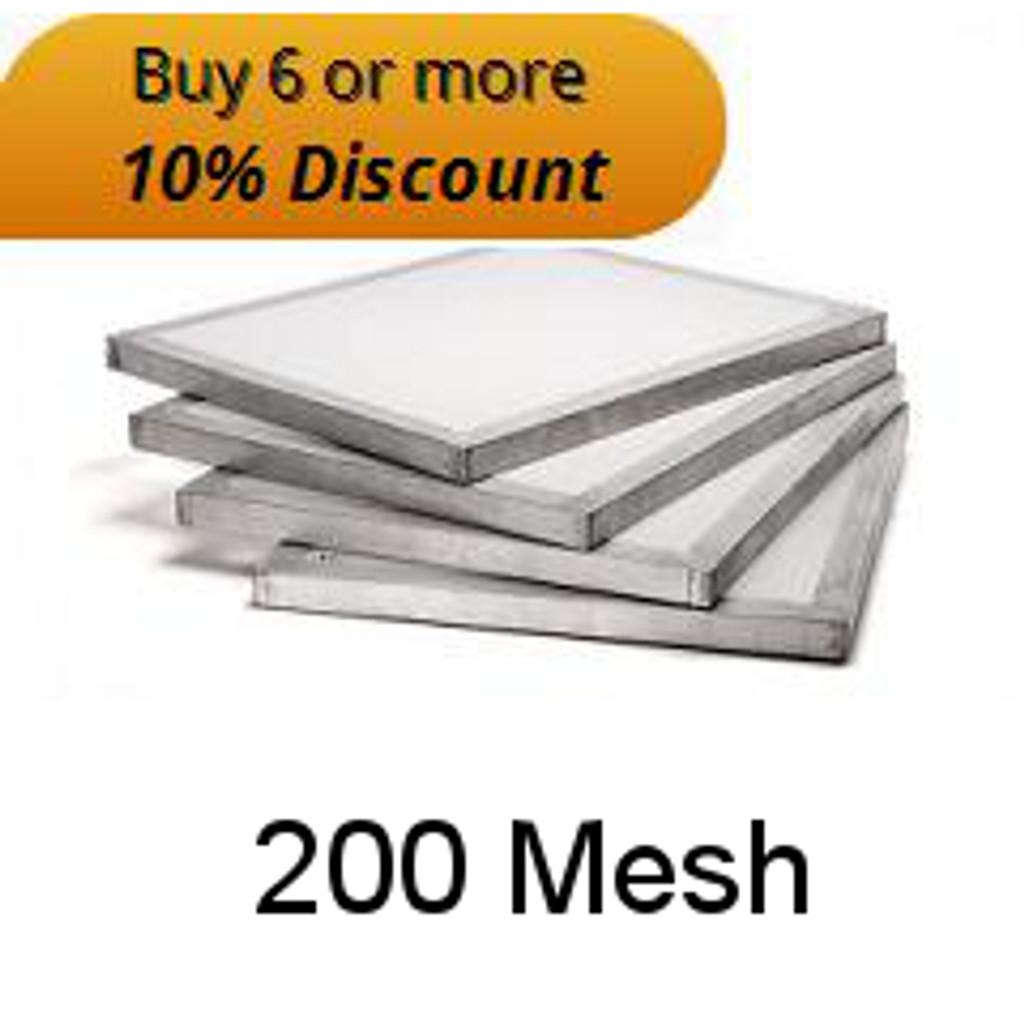 """200 Mesh 20"""" X 24"""" Aluminium Screen"""