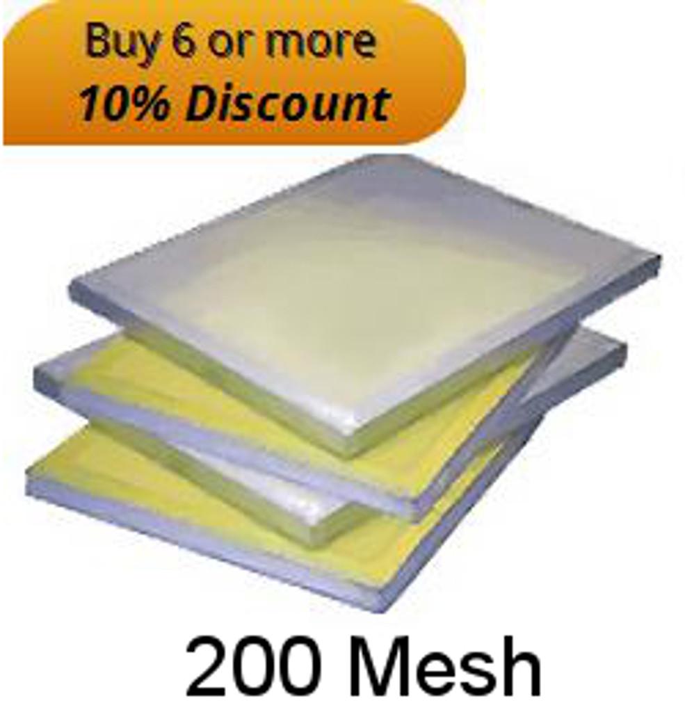 """200 Mesh 23"""" X 31"""" Aluminium Screen"""