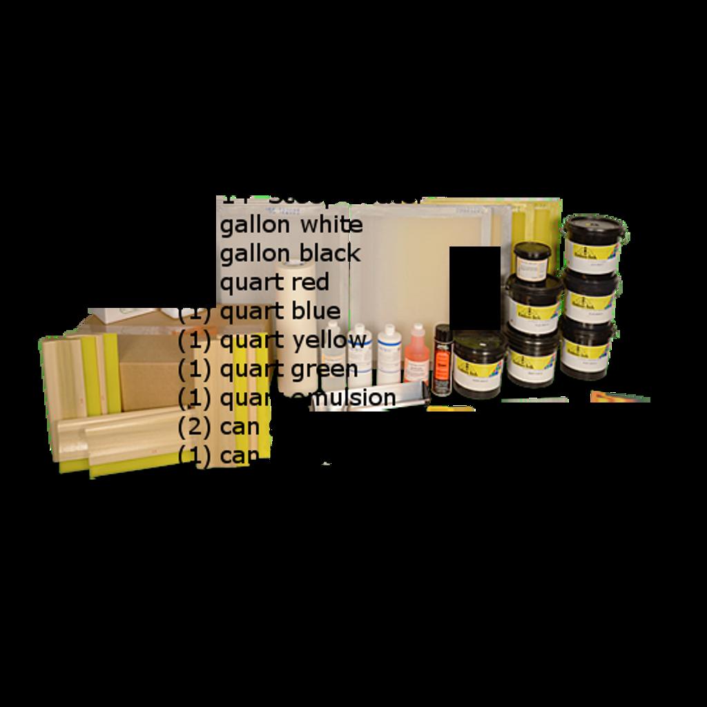 Plastisol Supply Package III