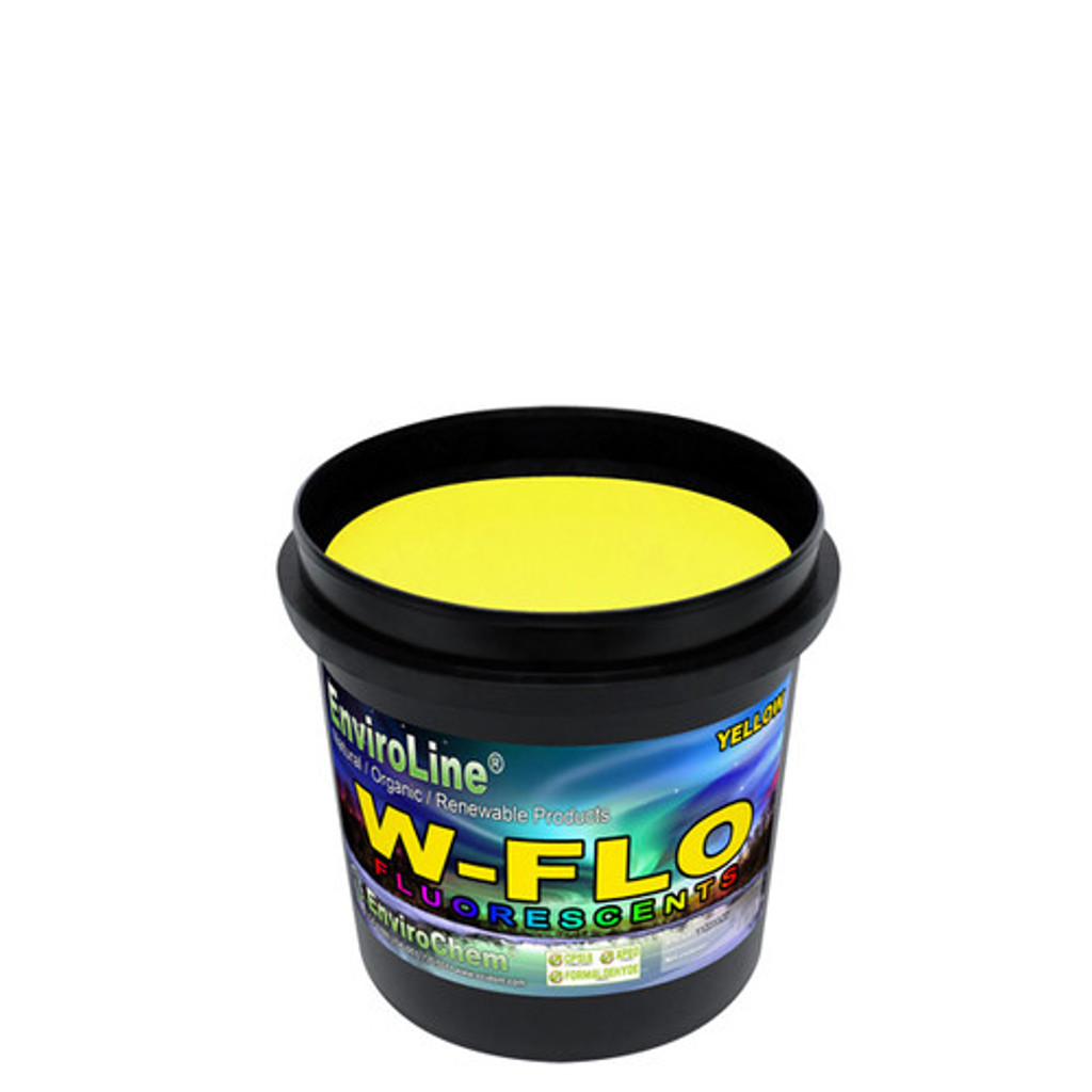 CCI Waterbased Fluorescent Yellow - Quart