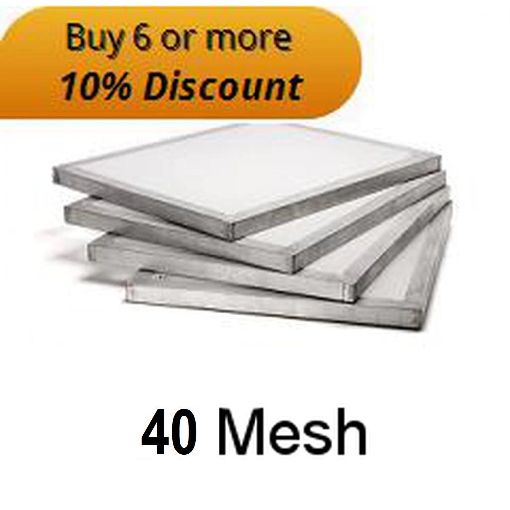 """40 Mesh 20"""" X 24"""" Aluminium Screen"""