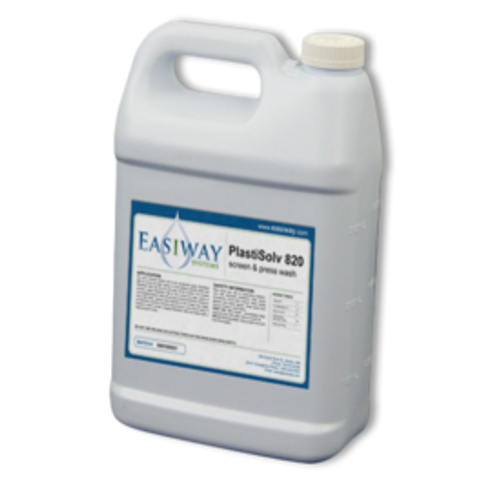 Plastisolv 820 Screen and Press Wash Gallon