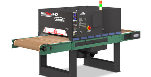 "BigRed-4D 30"" Vastex Conveyor Dryer"