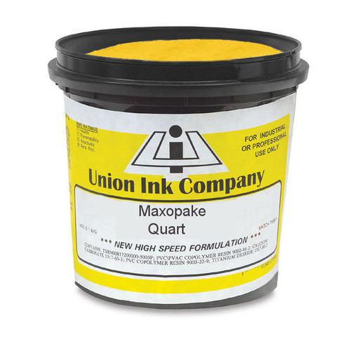 Union Maxopake Golden Yellow - Quart