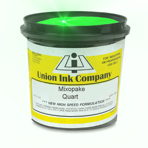 Mixopake Fluorescent Traffic Green - Quart