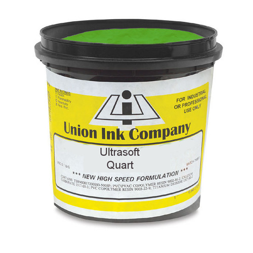 Ultrasoft Bright Green - Quart