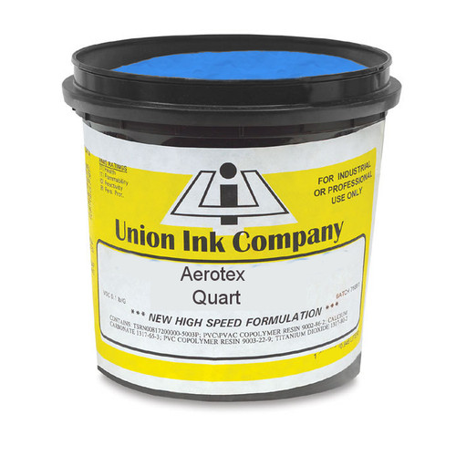 Aerotex Waterbased Mono Blue - Quart