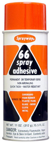 Sprayway 66 Adhesive