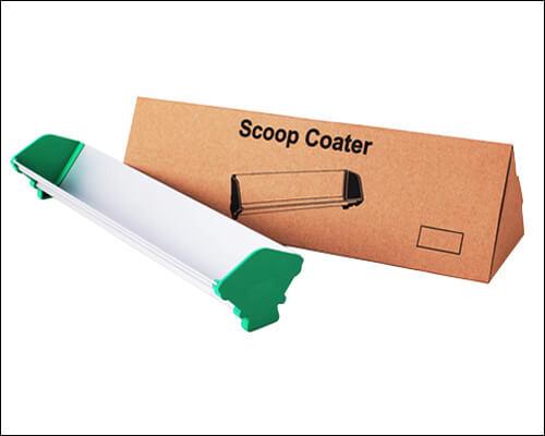 """18"""" Scoop Coater"""