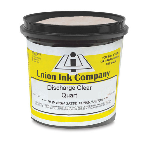 Discharge Clear Quart