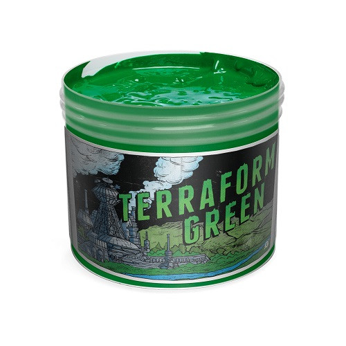 Green Galaxy Waterbased Terraform Green Quart