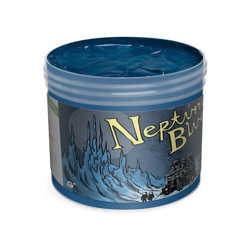 Green Galaxy Neptune Blue Quart