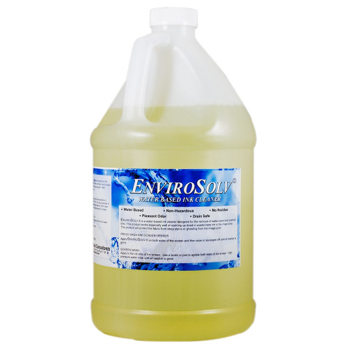Enviro Solv Waterbased Ink Remover Gallon