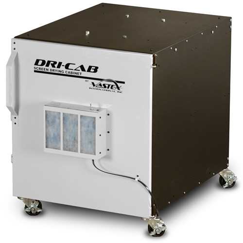 Vastex Dri-Cab 10 Screen Drying Cabinet