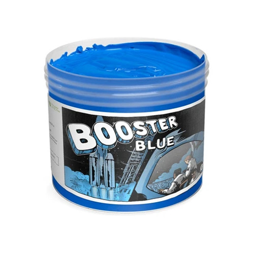 Green Galaxy Booster Blue Waterbased Ink Quart