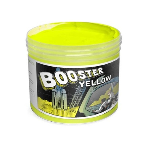 Green Galaxy Booster Yellow Waterbased Ink Quart