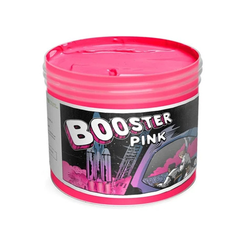 Green Galaxy Booster Pink Waterbased Ink Quart