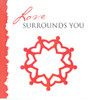 Circle of Friends Card Cover - Included with this item