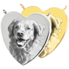 Heart Pet Pendant