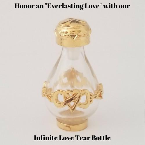 Infinite Love Tear Bottle