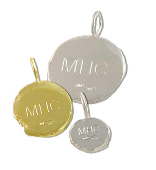 Engraving for Organics Pendants