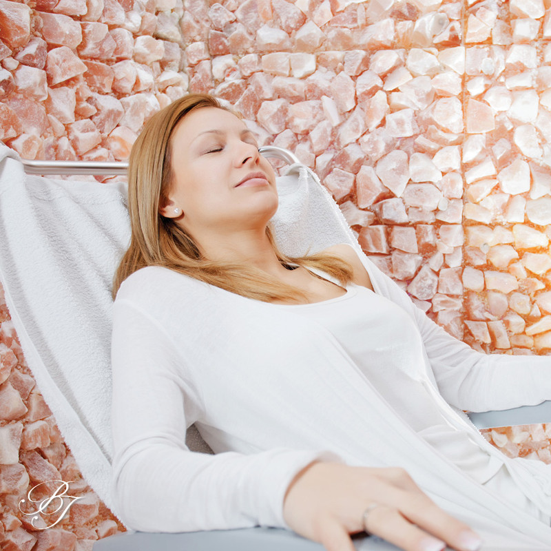 Breathe In And Experience Salt Therapy Boca Terry