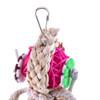 Three Hanging Vine Balls Parrot Toy