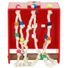 Dodo Play Box & Hideaway Parrot Toy - XSmall