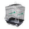 Pet Ting Freesia Small Parrot Cage - Black