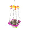 Funtime Feeder Hanging Parrot Toy - Deep