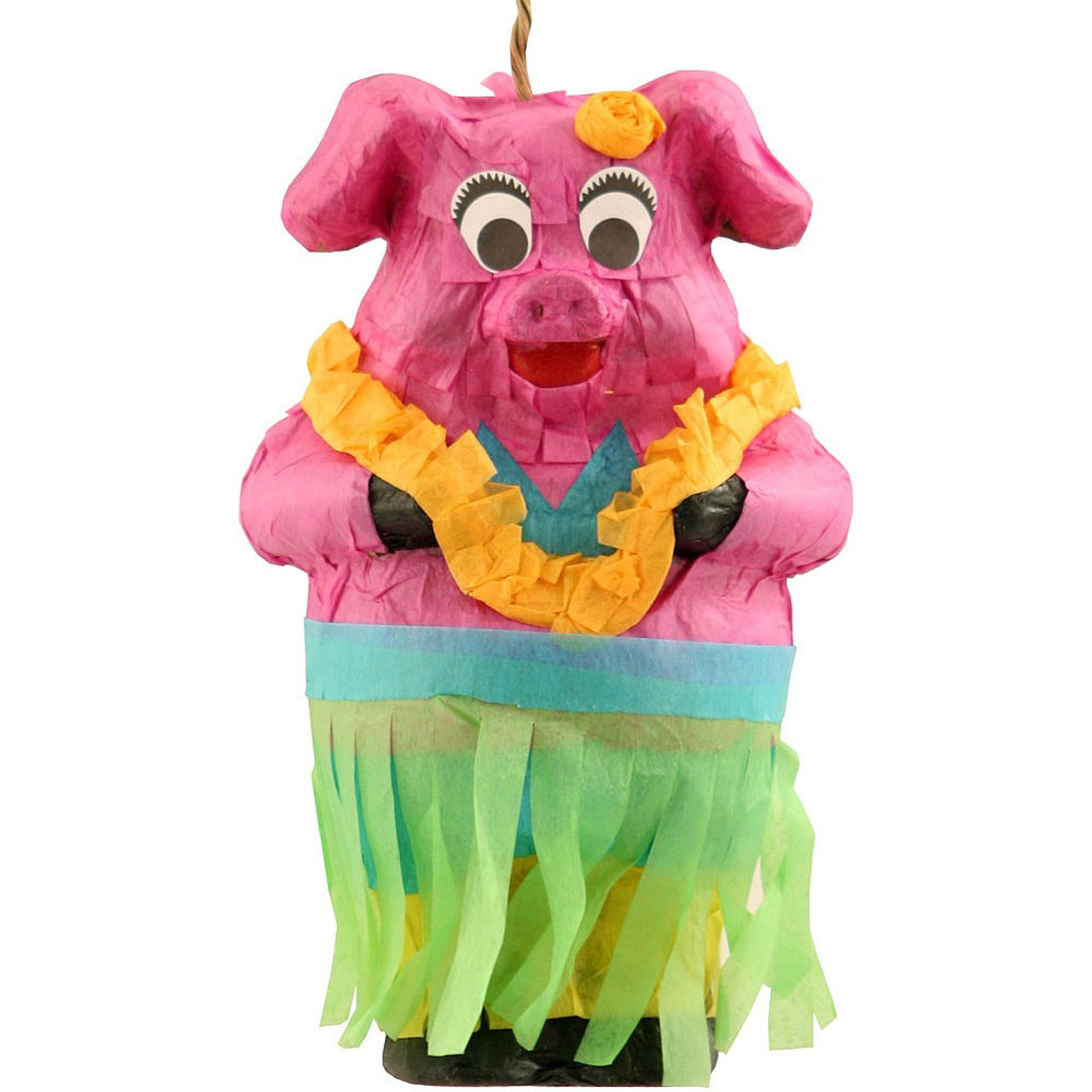 Piggy Pinata With Treats - Foraging Toy for Parrots