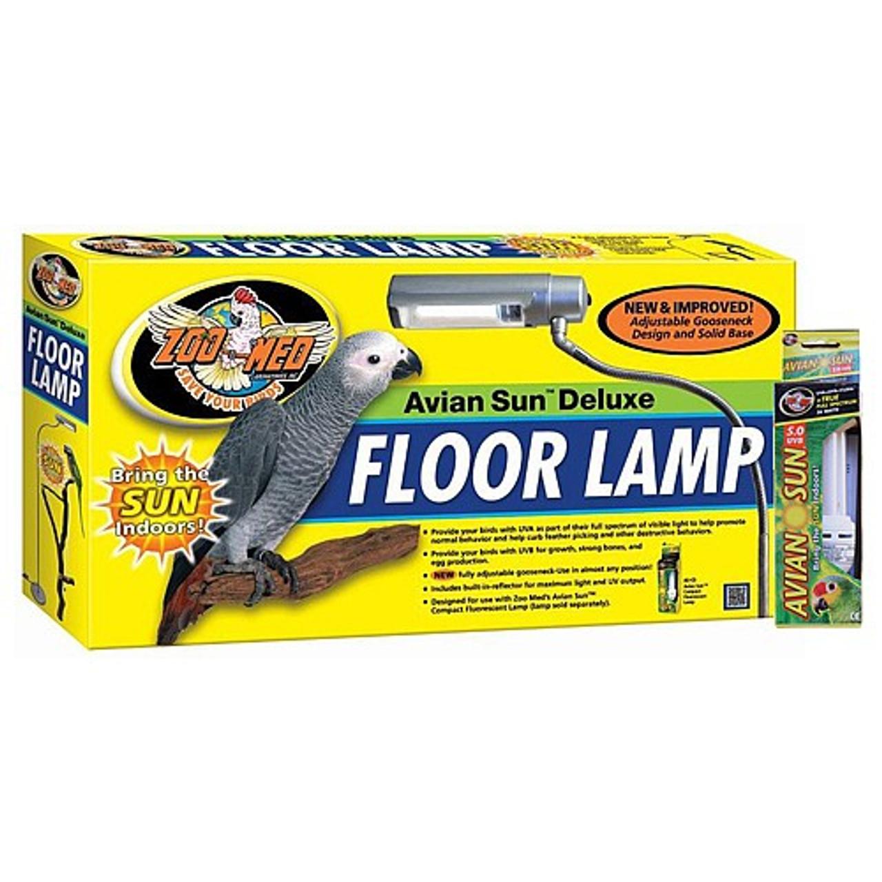 Avian Sun Floor Lamp Starter Kit