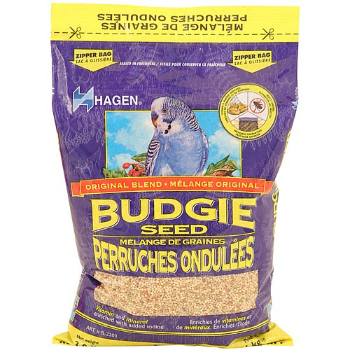 Hagen Budgie Staple VME Seed Food 1.36Kg