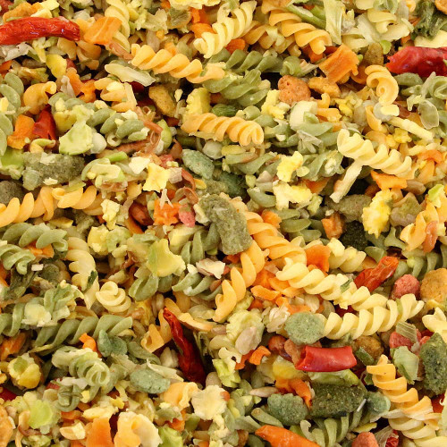 Prestige Mexican Spicy Noodle Mix Healthy Parrot Treat - 10 x 40g