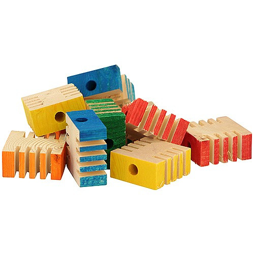 Groovy Blocks Parrot Toy-Making Parts - Small