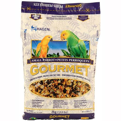 Hagen Gourmet Small Parrot Seed Mix - 2kg