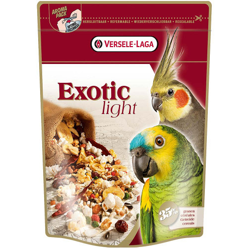 Prestige Exotic Light Mix Parrot Treat - 750g