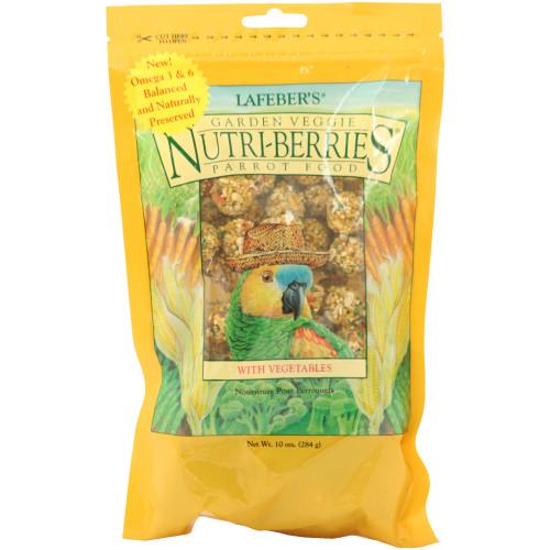 Lafeber Nutri-Berries Garden Veggie Complete Parrot Food