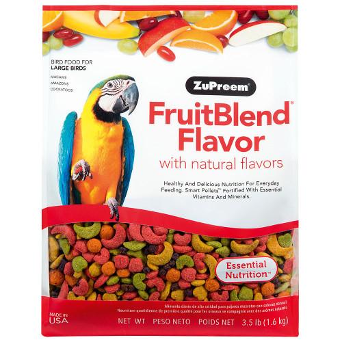 ZuPreem FruitBlend Large Parrots - Complete Food