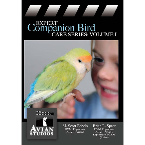 Expert Parrot Care Guide - DVD