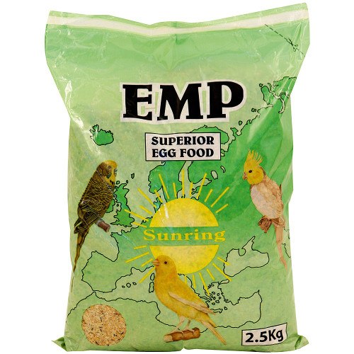 EMP Superior Egg Food for Parrots and Birds