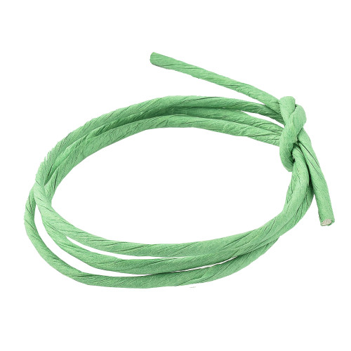 Paper Rope - Green Parrot Toy Making Part