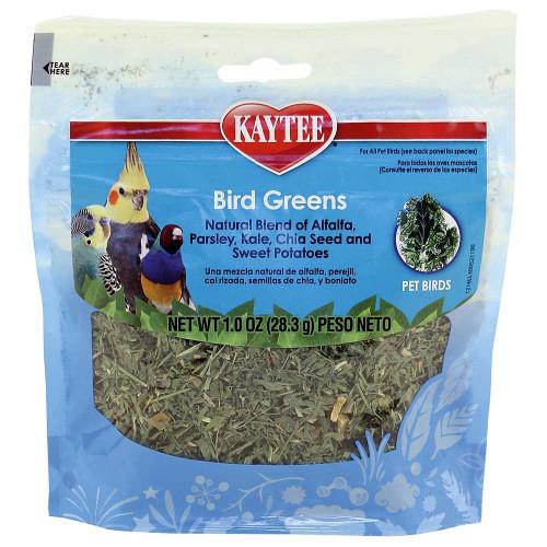 Kaytee Bird Greens Pro Health - Chia & Sweet Potato 28g(1oz)