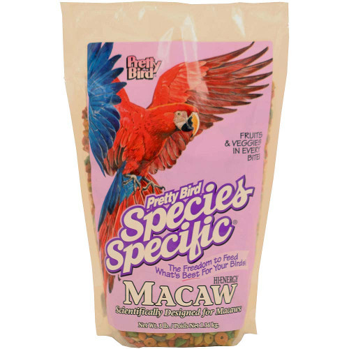Pretty Bird Hi-Energy Special Macaw Complete Food