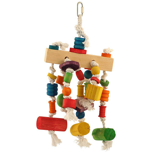 Made to Chew Parrot Toy