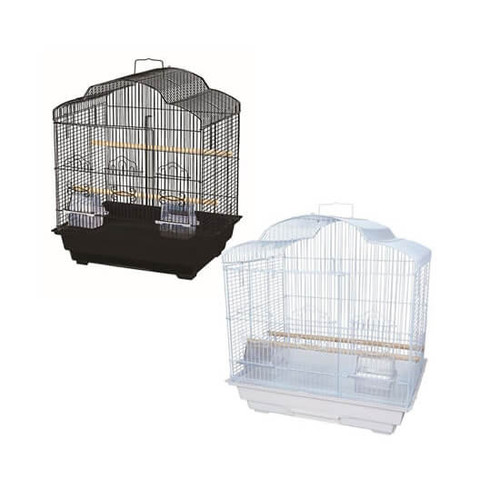 Parrot Essentials - Lubka Solid Top Parakeet & Parrot Cage