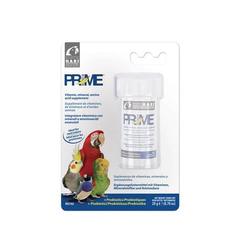 Hagen Hari Prime Bird & Parrot Vitamins Mineral Amino Acid Supplement