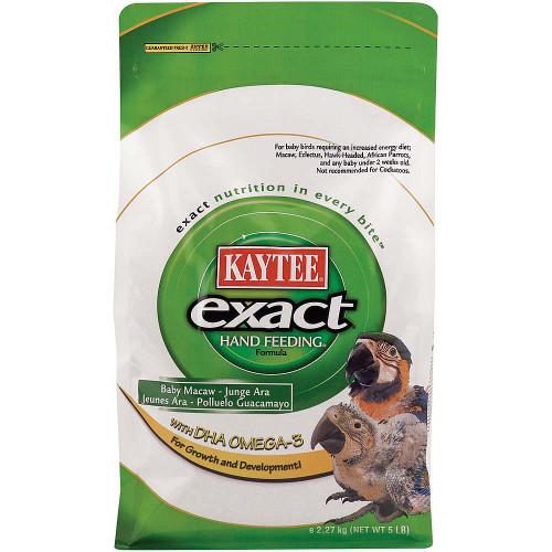Kaytee Exact Hand Feeding Food Macaw