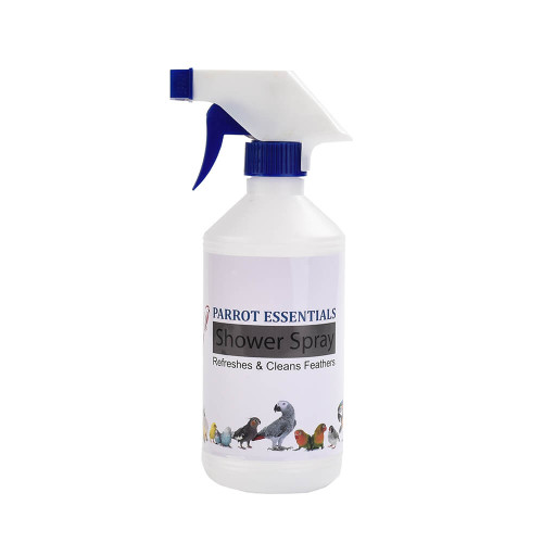 Mister and Shower Spray for Parrots & Birds