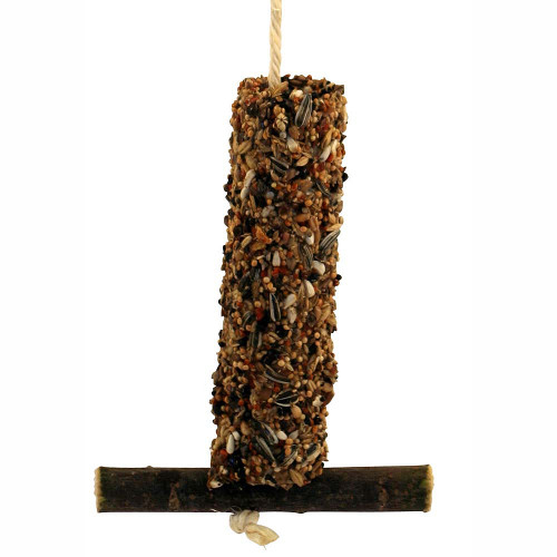 Naturals Peck n Seed Swing Parrot Treat